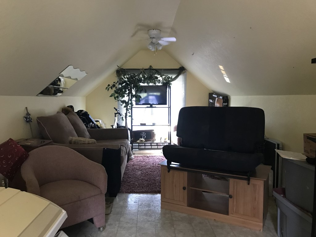 Bonus room over garage